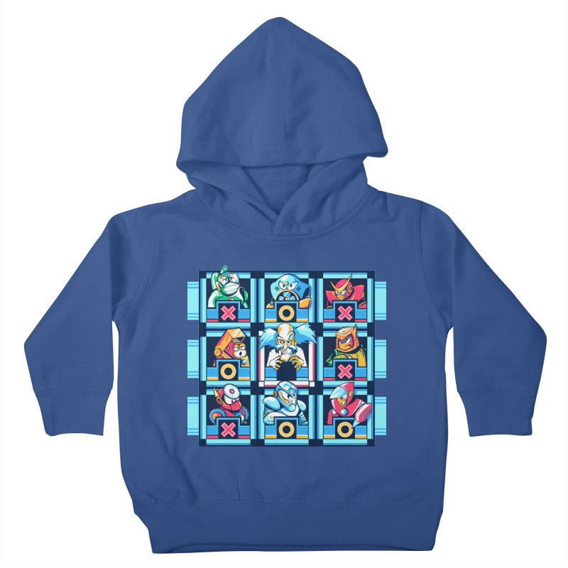 Wily For The Win Kids Toddler Pullover Hoody by Spires Artist Shop
