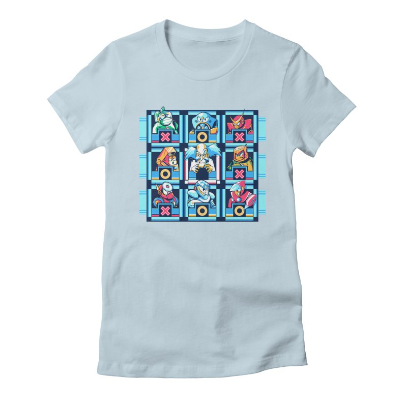 Wily For The Win Women's Fitted T-Shirt by Spires Artist Shop