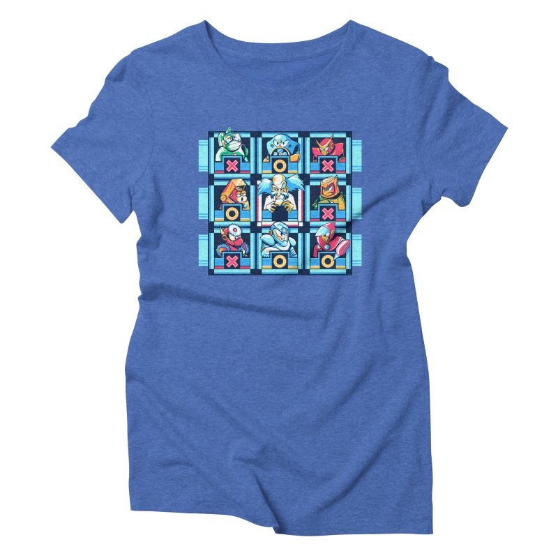 Wily For The Win Women's Triblend T-shirt by Spires Artist Shop