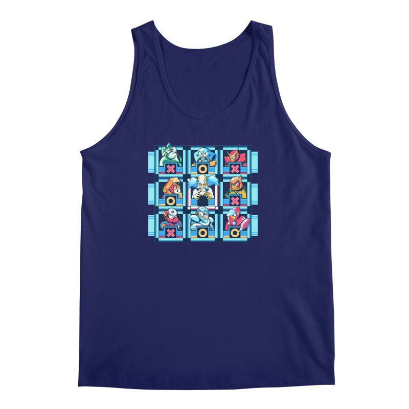 Wily For The Win Men's Tank by Spires Artist Shop