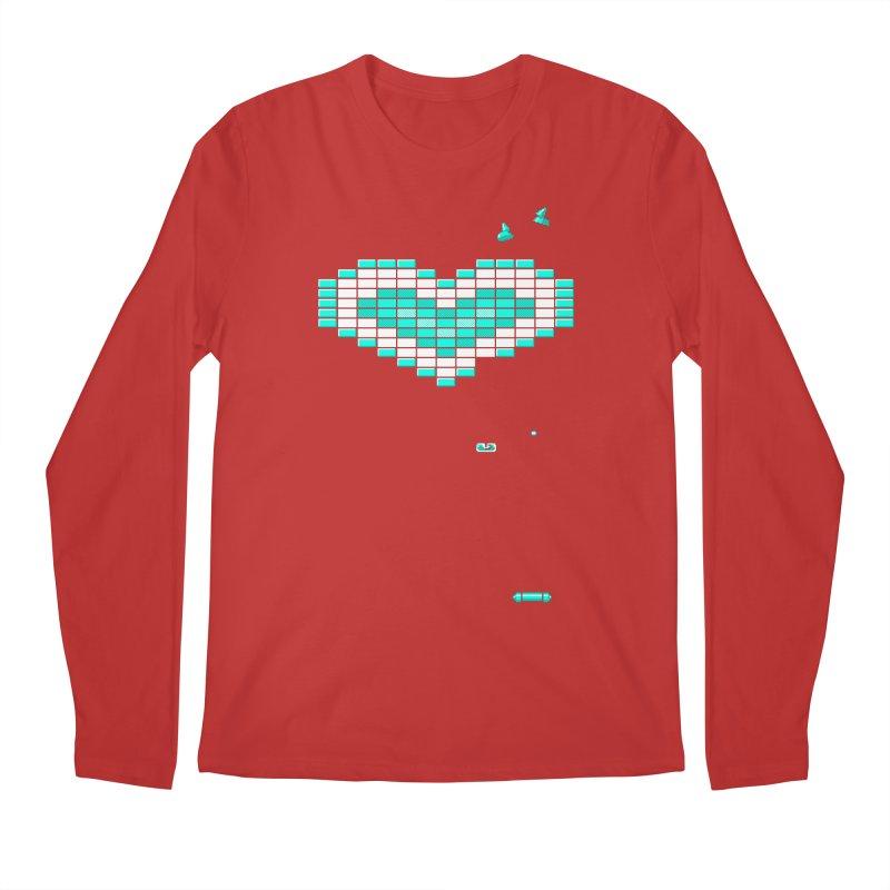 Nostalgia Men's Longsleeve T-Shirt by Spires Artist Shop