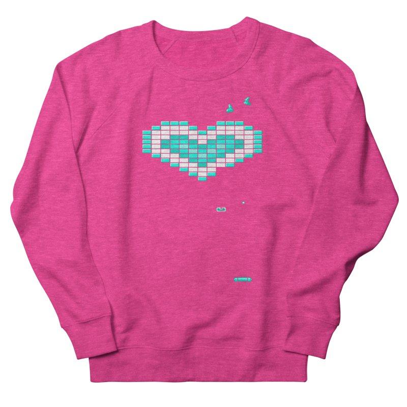 Nostalgia Men's French Terry Sweatshirt by Spires Artist Shop