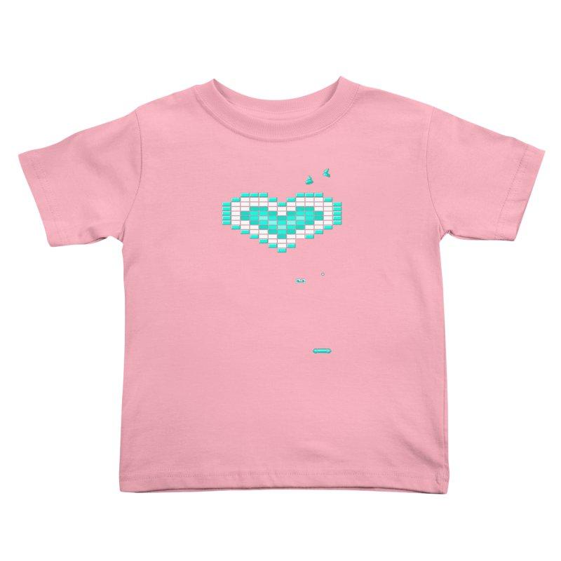 Nostalgia Kids Toddler T-Shirt by Spires Artist Shop