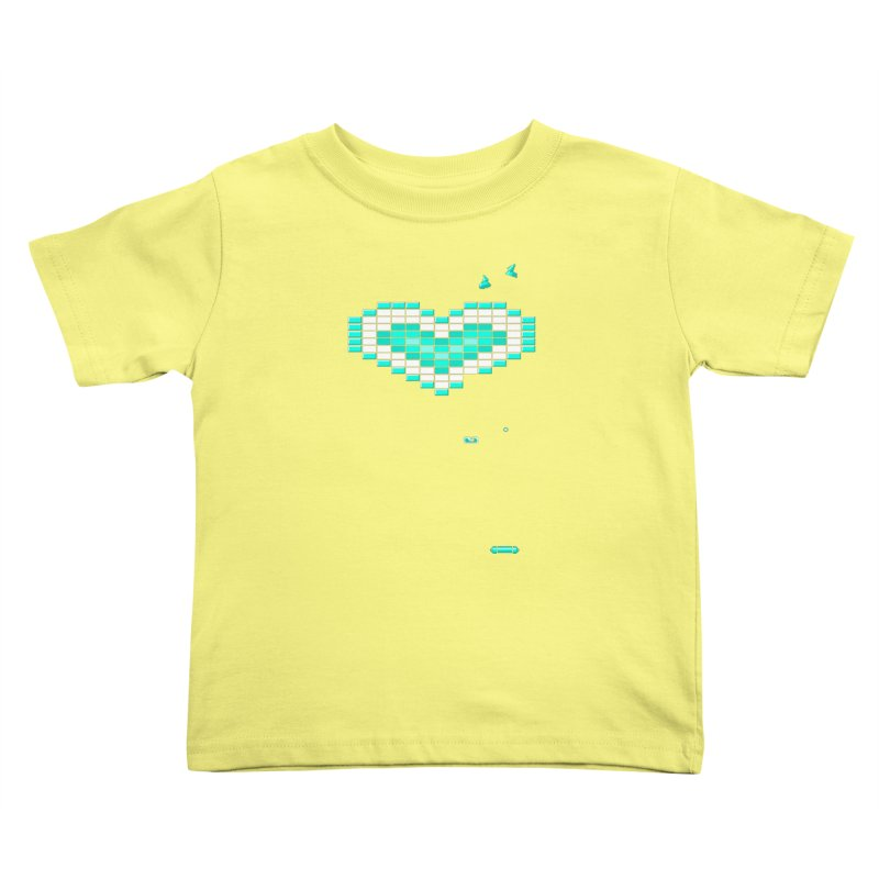 Nostalgia Kids Toddler T-Shirt by Spires Artist Shop