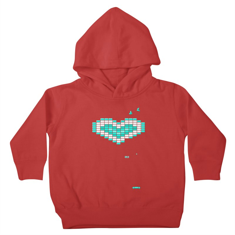 Nostalgia Kids Toddler Pullover Hoody by Spires Artist Shop