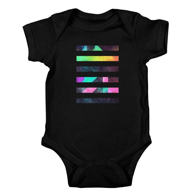 hyppy fxn rysylyxxn Kids Baby Bodysuit by Spires Artist Shop