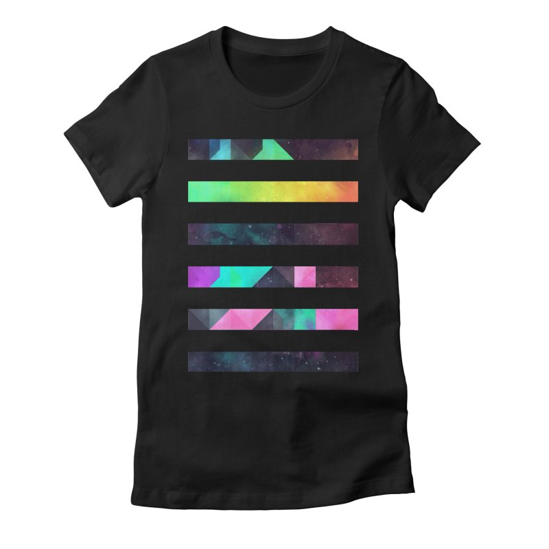 hyppy fxn rysylyxxn Women's Fitted T-Shirt by Spires Artist Shop
