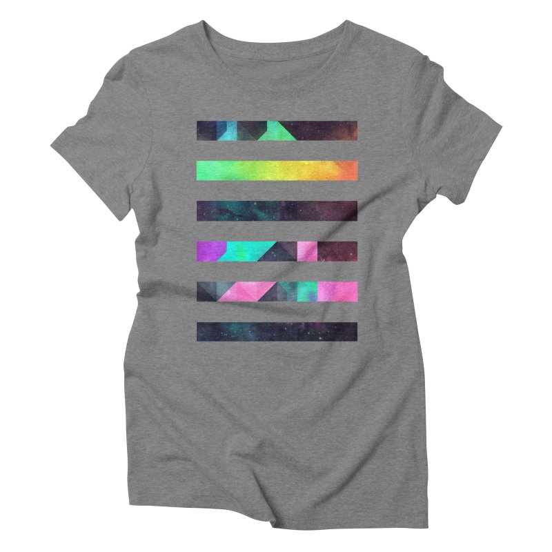 hyppy fxn rysylyxxn Women's Triblend T-shirt by Spires Artist Shop