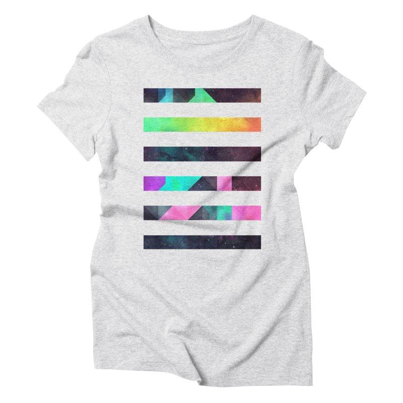 hyppy fxn rysylyxxn Women's Triblend T-shirt by Spires Artist Shop