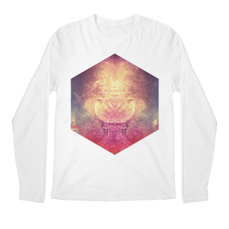 shryyn yf lyys Men's Longsleeve T-Shirt by Spires Artist Shop