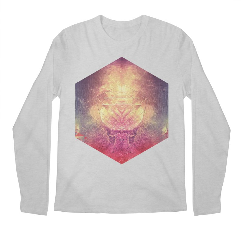 shryyn yf lyys Men's Longsleeve T-Shirt by Spires Artist Shop