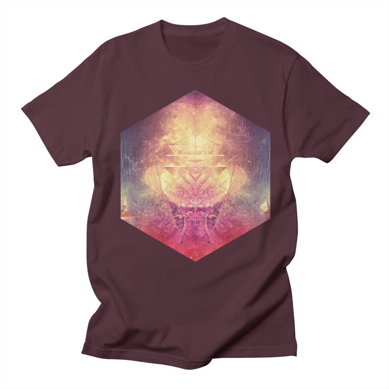 shryyn yf lyys Men's T-shirt by Spires Artist Shop