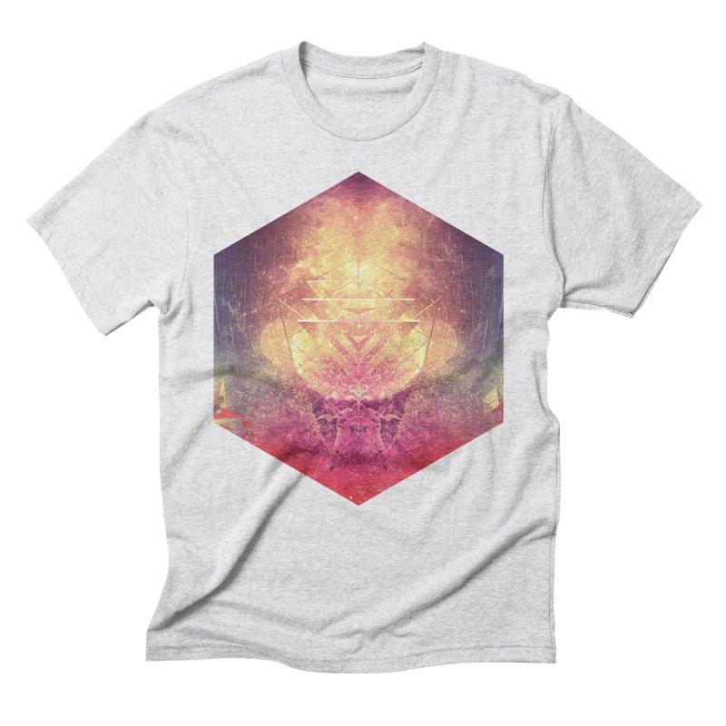 shryyn yf lyys Men's Triblend T-shirt by Spires Artist Shop