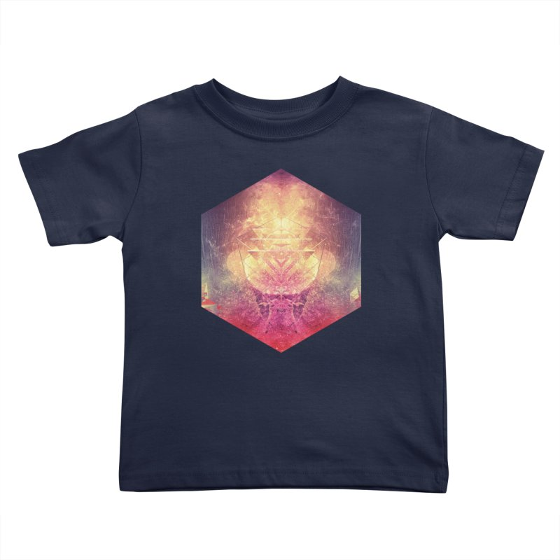shryyn yf lyys Kids Toddler T-Shirt by Spires Artist Shop