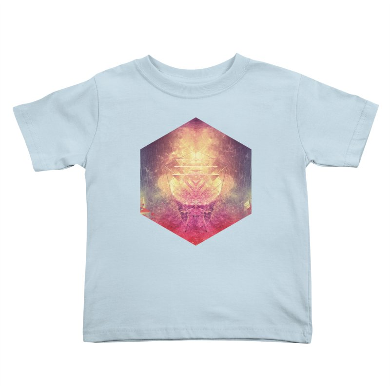 shryyn yf lyys Kids Toddler T-Shirt by Spires Artist Shop