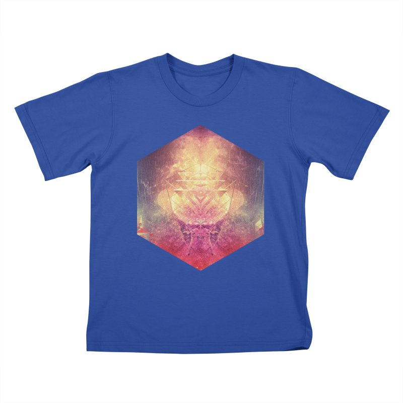 shryyn yf lyys Kids T-shirt by Spires Artist Shop