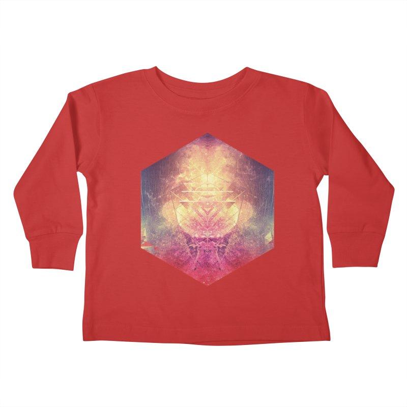 shryyn yf lyys Kids Toddler Longsleeve T-Shirt by Spires Artist Shop