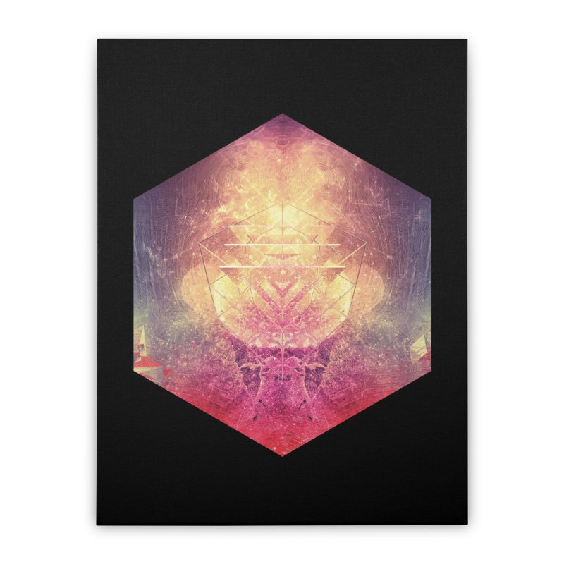 kryypynng dyyth Home Stretched Canvas by Spires Artist Shop