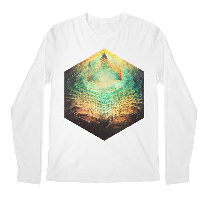 kryypynng dyyth Men's Longsleeve T-Shirt by Spires Artist Shop