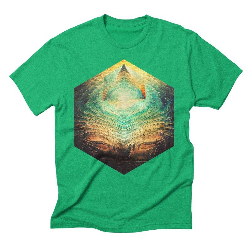 kryypynng dyyth Men's Triblend T-Shirt by Spires Artist Shop