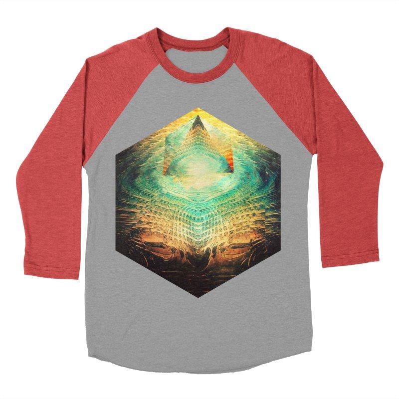 kryypynng dyyth Men's Baseball Triblend T-Shirt by Spires Artist Shop