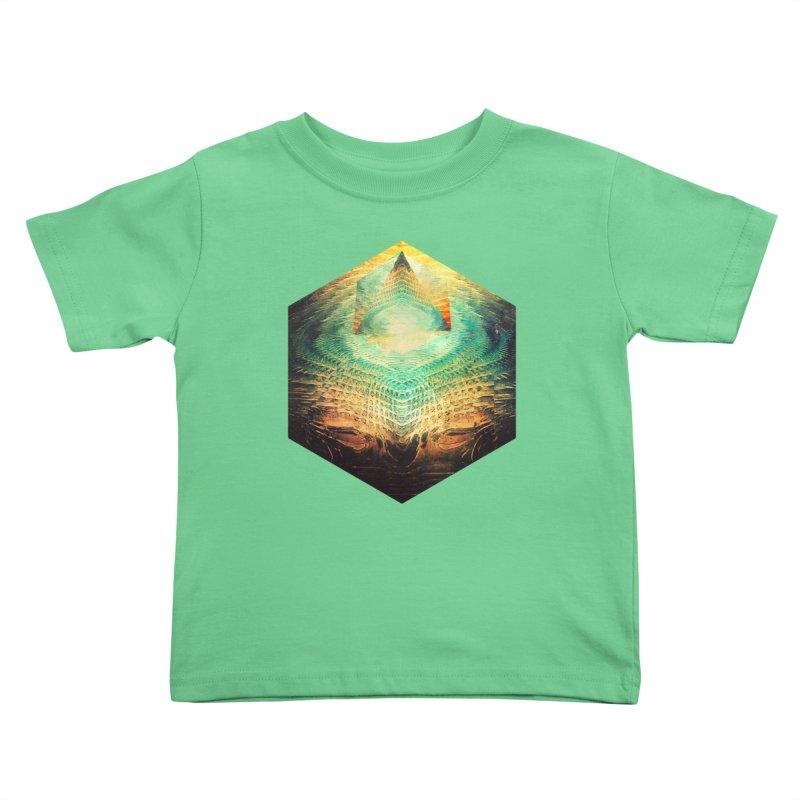 kryypynng dyyth Kids Toddler T-Shirt by Spires Artist Shop