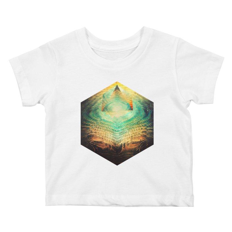 kryypynng dyyth Kids Baby T-Shirt by Spires Artist Shop