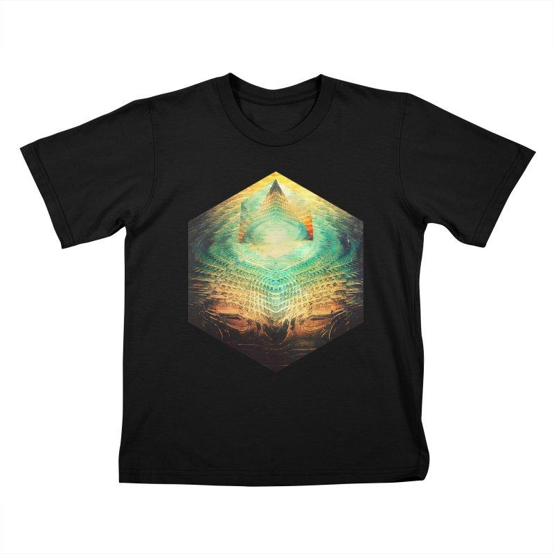 kryypynng dyyth Kids T-shirt by Spires Artist Shop