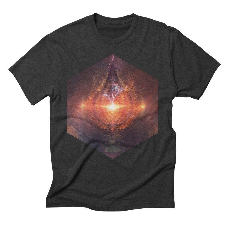 Ntyrstyllyr Swwryn Men's Triblend T-Shirt by Spires Artist Shop