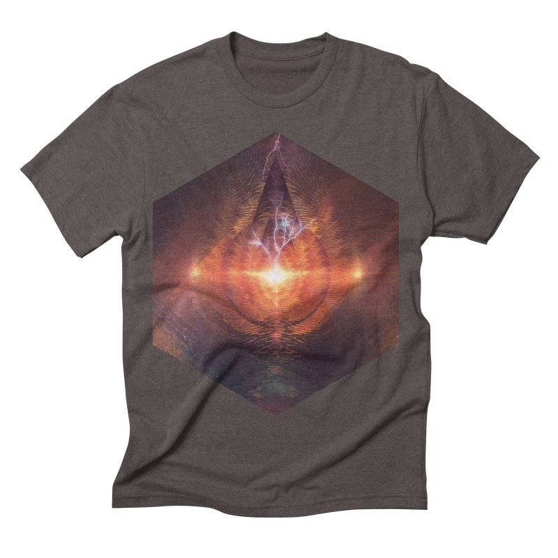 Ntyrstyllyr Swwryn Men's Triblend T-shirt by Spires Artist Shop