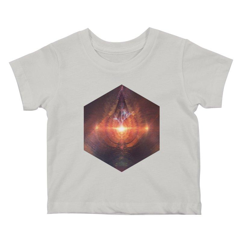 Ntyrstyllyr Swwryn Kids Baby T-Shirt by Spires Artist Shop