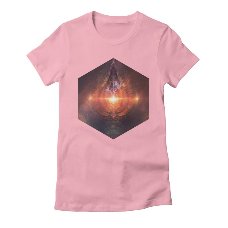 Ntyrstyllyr Swwryn Women's Fitted T-Shirt by Spires Artist Shop