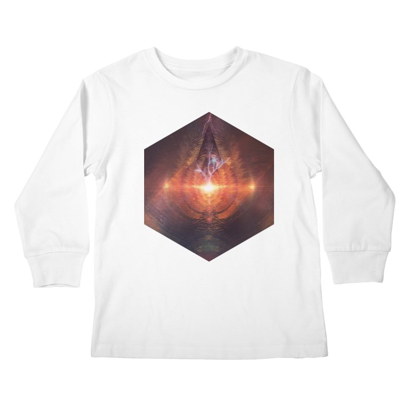 Ntyrstyllyr Swwryn Kids Longsleeve T-Shirt by Spires Artist Shop