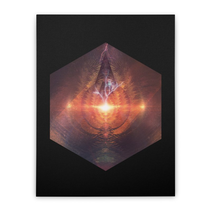 Ntyrstyllyr Swwryn Home Stretched Canvas by Spires Artist Shop