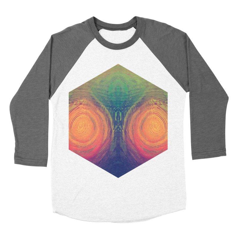 th' hyrryr Women's Baseball Triblend T-Shirt by Spires Artist Shop