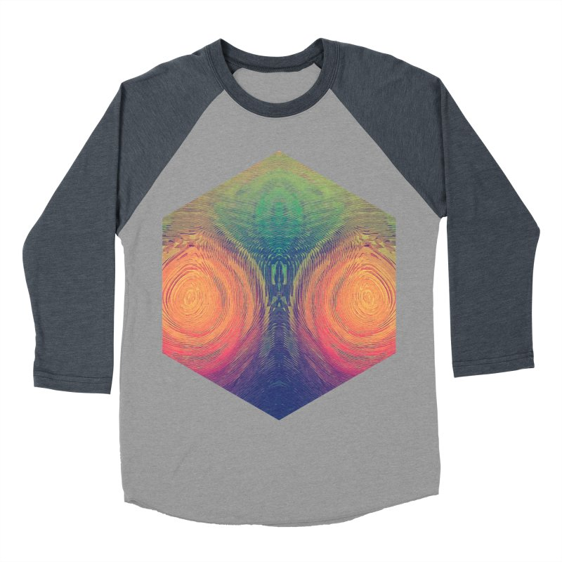 th' hyrryr Men's Baseball Triblend T-Shirt by Spires Artist Shop
