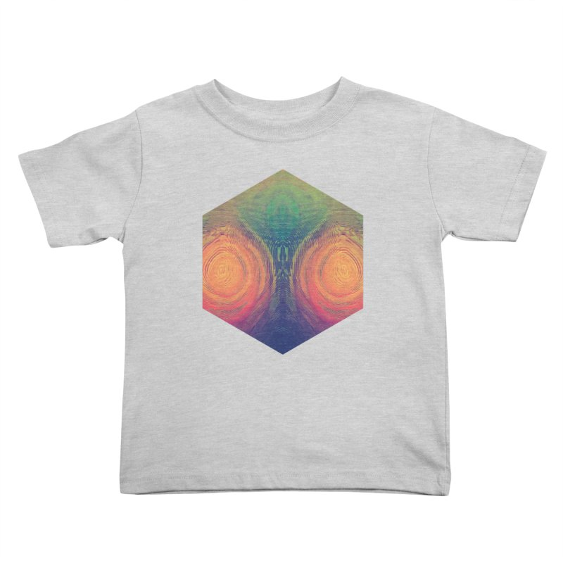 th' hyrryr Kids Toddler T-Shirt by Spires Artist Shop