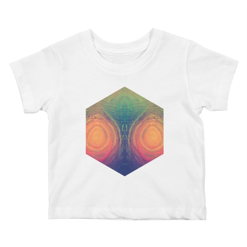 th' hyrryr Kids Baby T-Shirt by Spires Artist Shop
