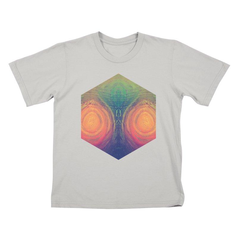 th' hyrryr Kids T-Shirt by Spires Artist Shop