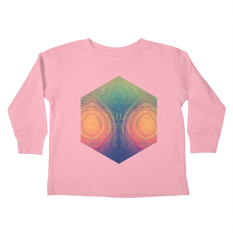 th' hyrryr Kids Toddler Longsleeve T-Shirt by Spires Artist Shop