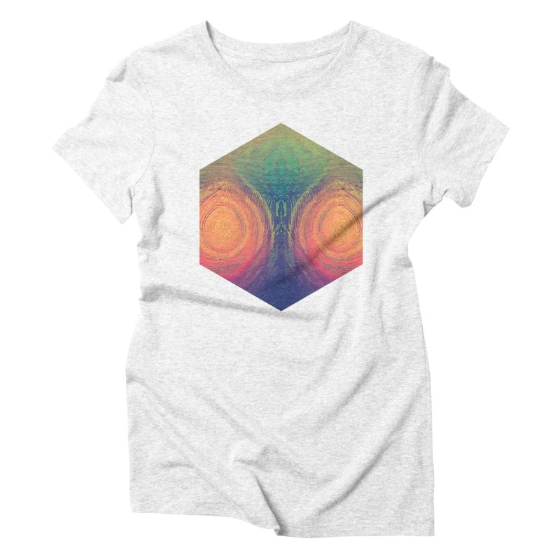 th' hyrryr Women's Triblend T-shirt by Spires Artist Shop