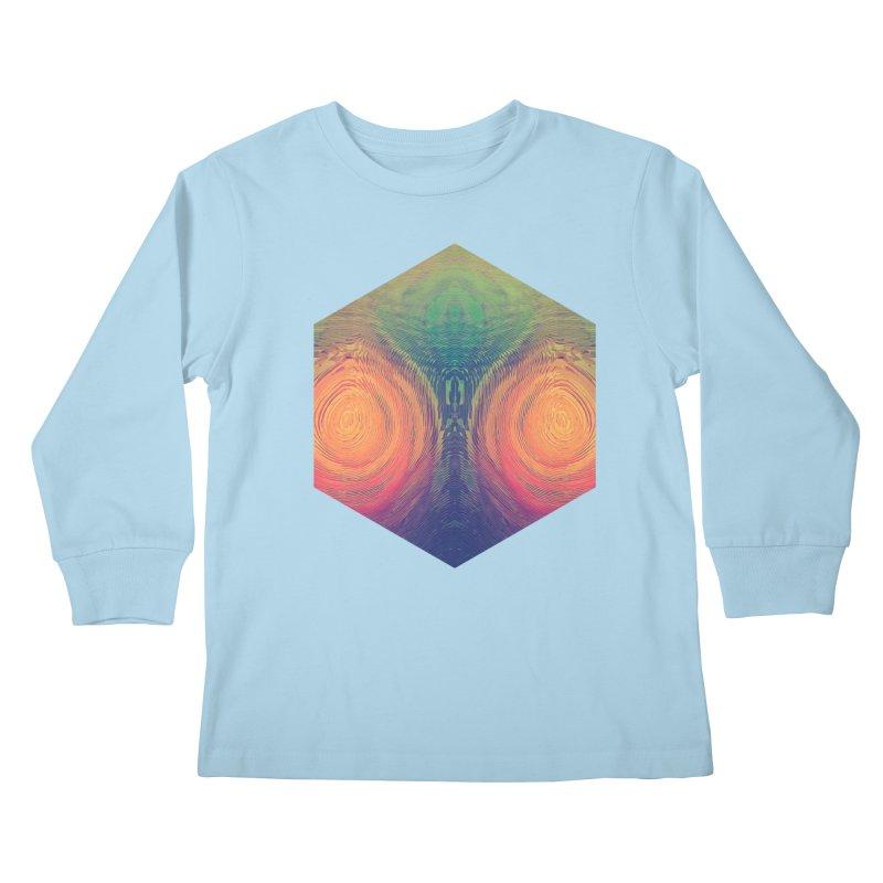th' hyrryr Kids Longsleeve T-Shirt by Spires Artist Shop