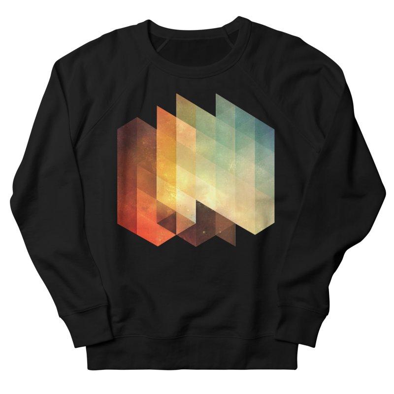 lyyt lyyf Men's French Terry Sweatshirt by Spires Artist Shop