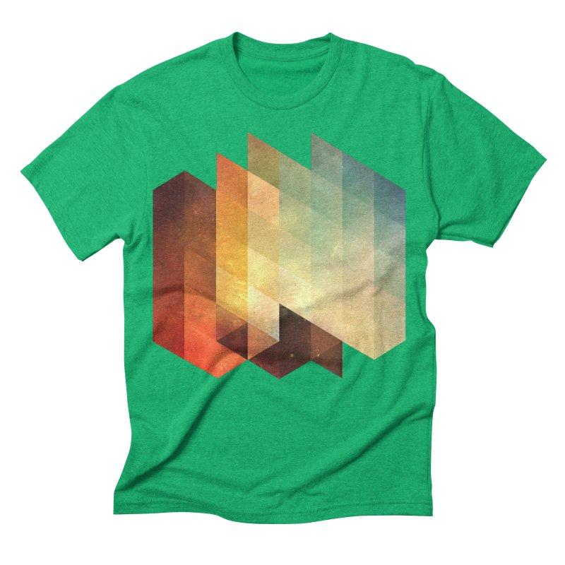 lyyt lyyf Men's Triblend T-shirt by Spires Artist Shop
