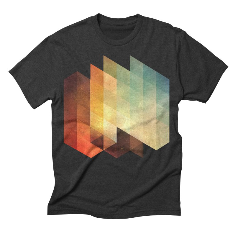 lyyt lyyf Men's Triblend T-shirt by Spires Artist Shop