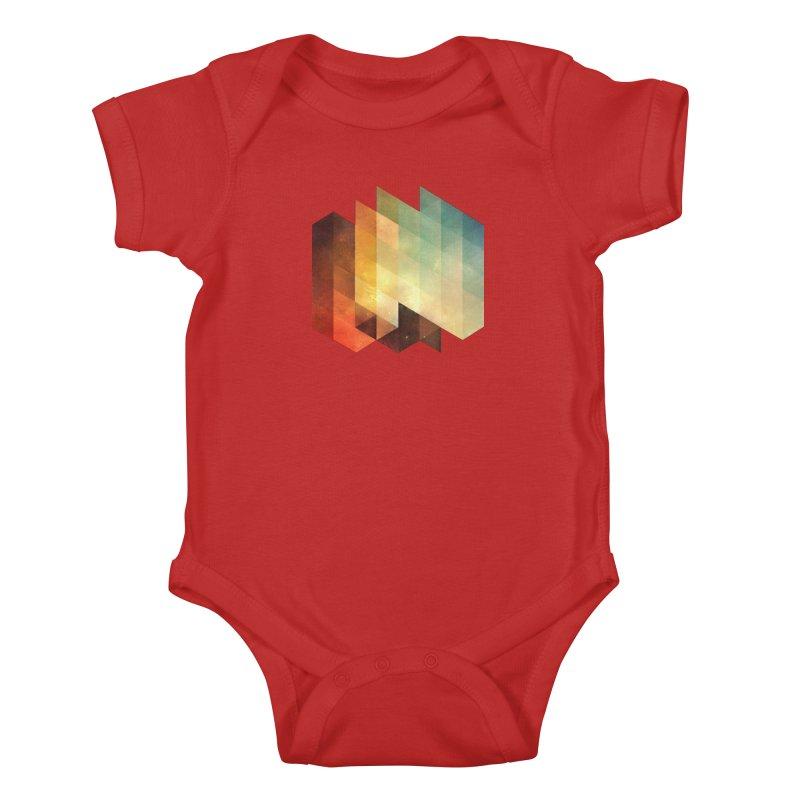 lyyt lyyf Kids Baby Bodysuit by Spires Artist Shop