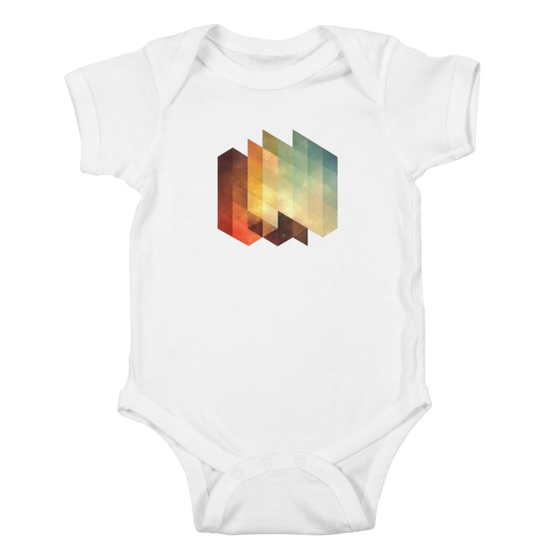lyyt lyyf Kids Baby Bodysuit by Spires Artist Shop