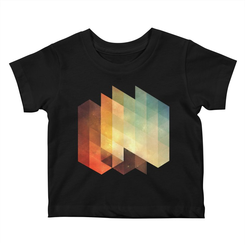 lyyt lyyf Kids Baby T-Shirt by Spires Artist Shop