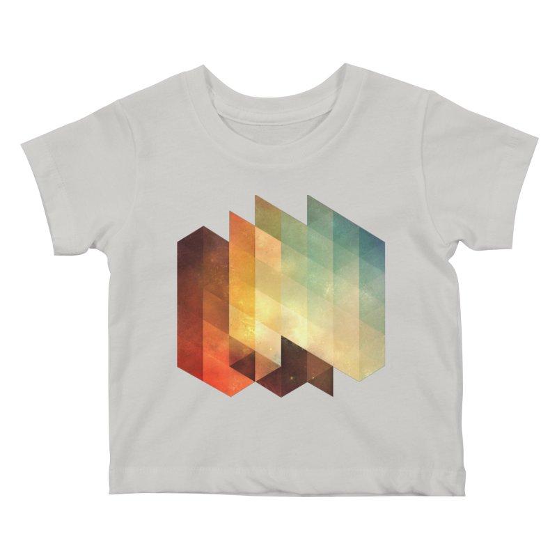 lyyt lyyf Kids Baby T-Shirt by Spires Artist Shop