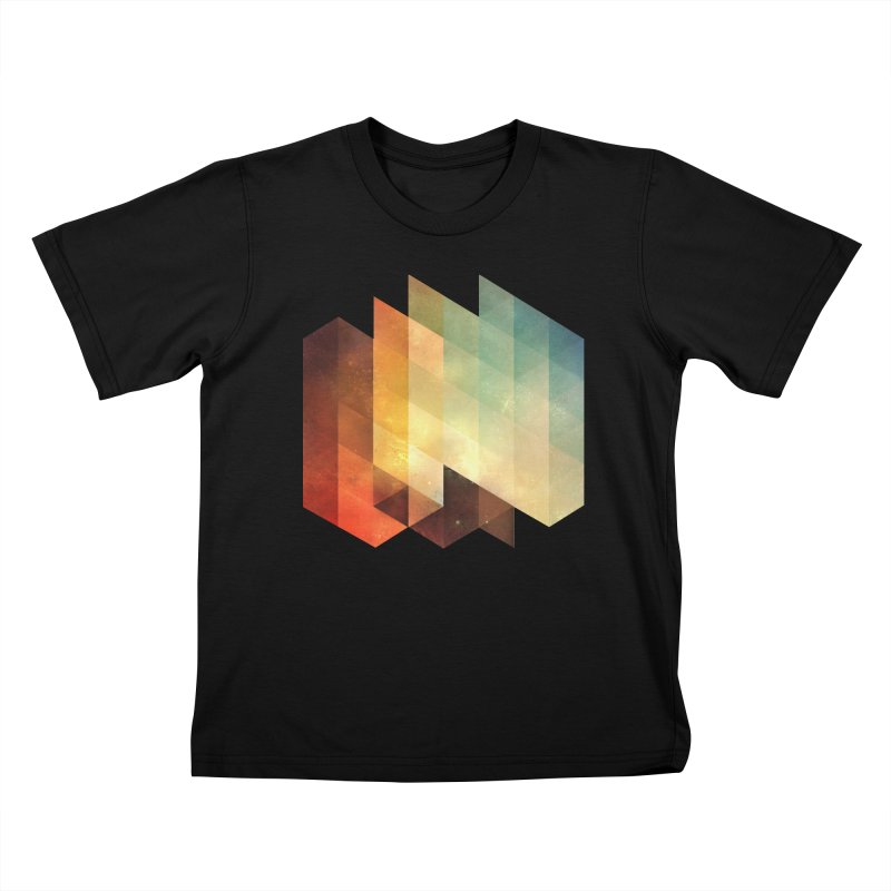 lyyt lyyf Kids T-shirt by Spires Artist Shop